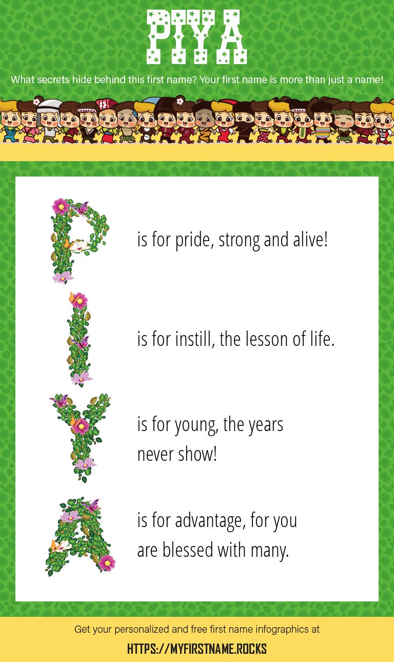 Piya Infographics
