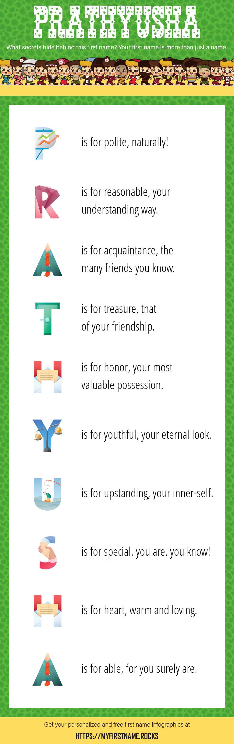 Prathyusha Infographics