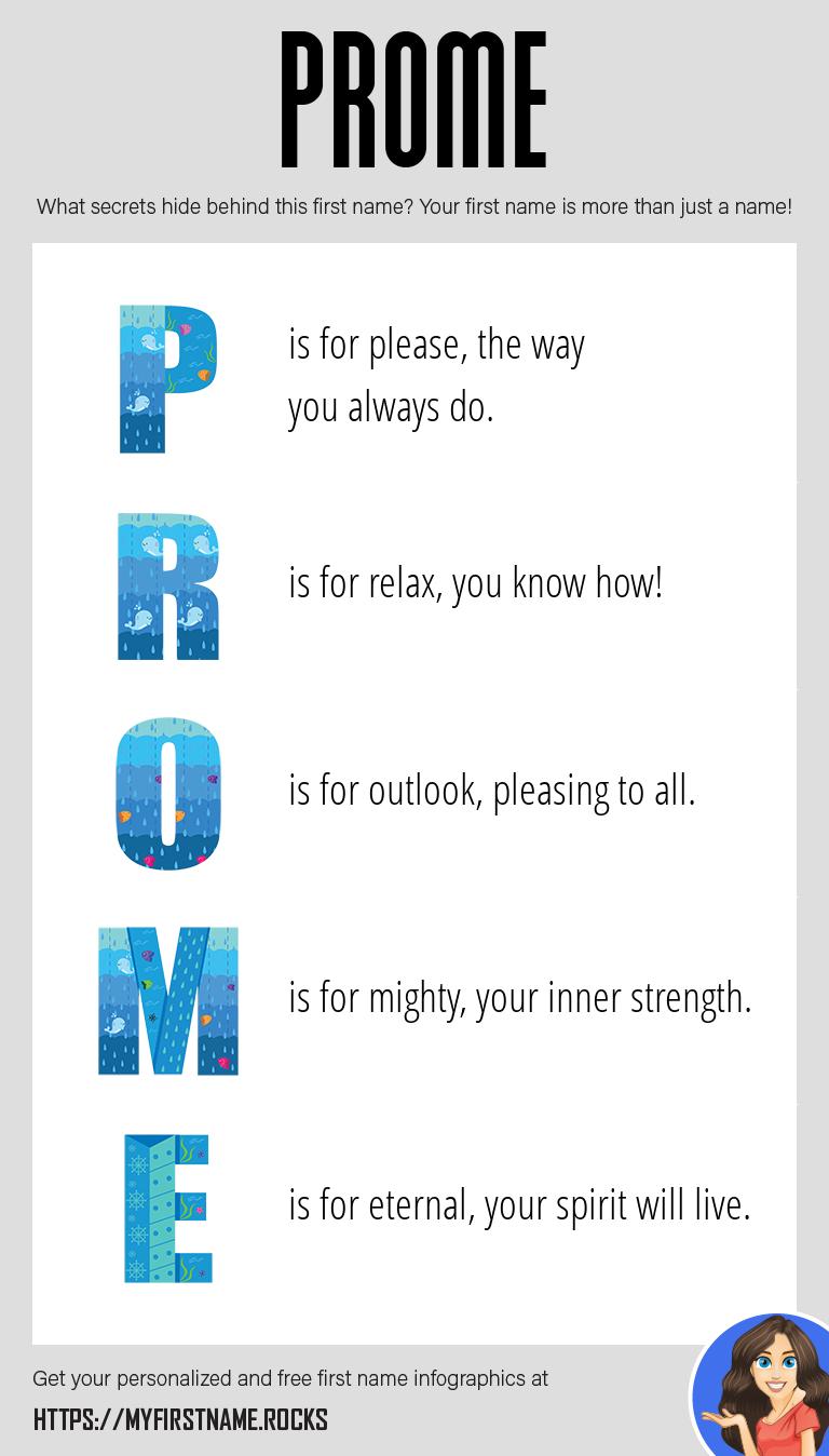 Prome Infographics