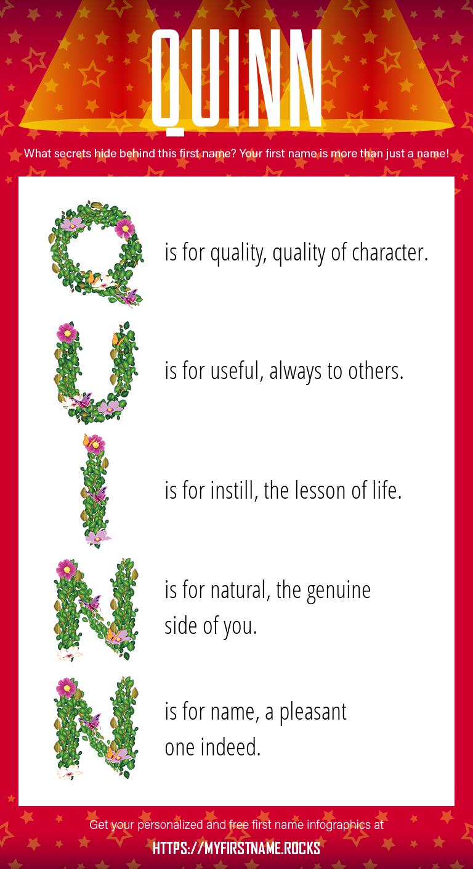 Quinn Infographics
