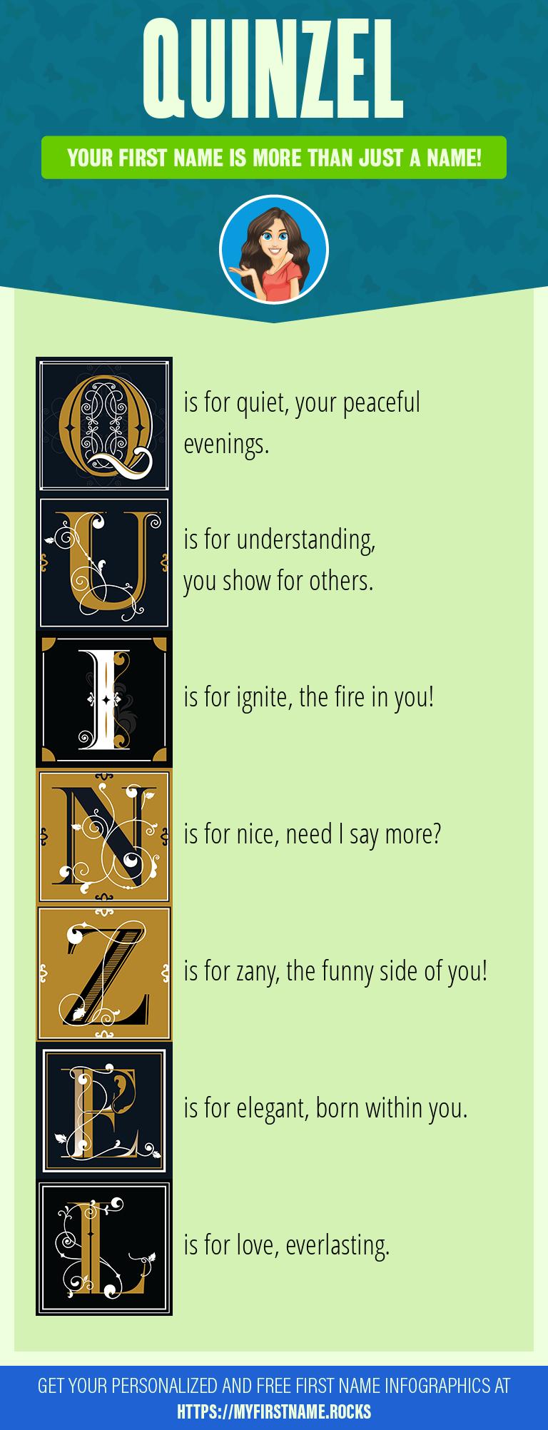 Quinzel Infographics