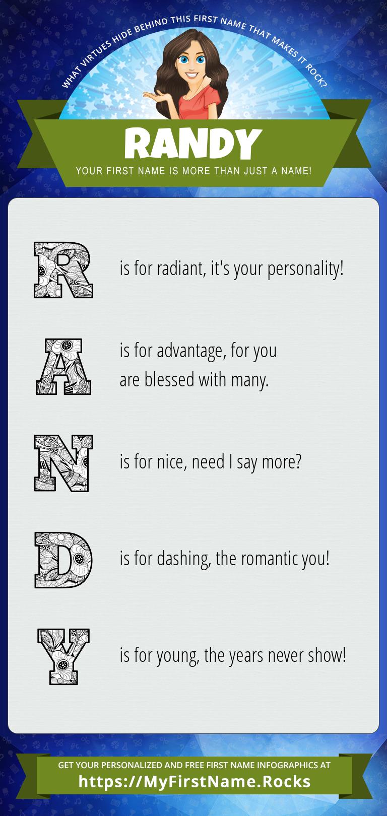 Randy Infographics