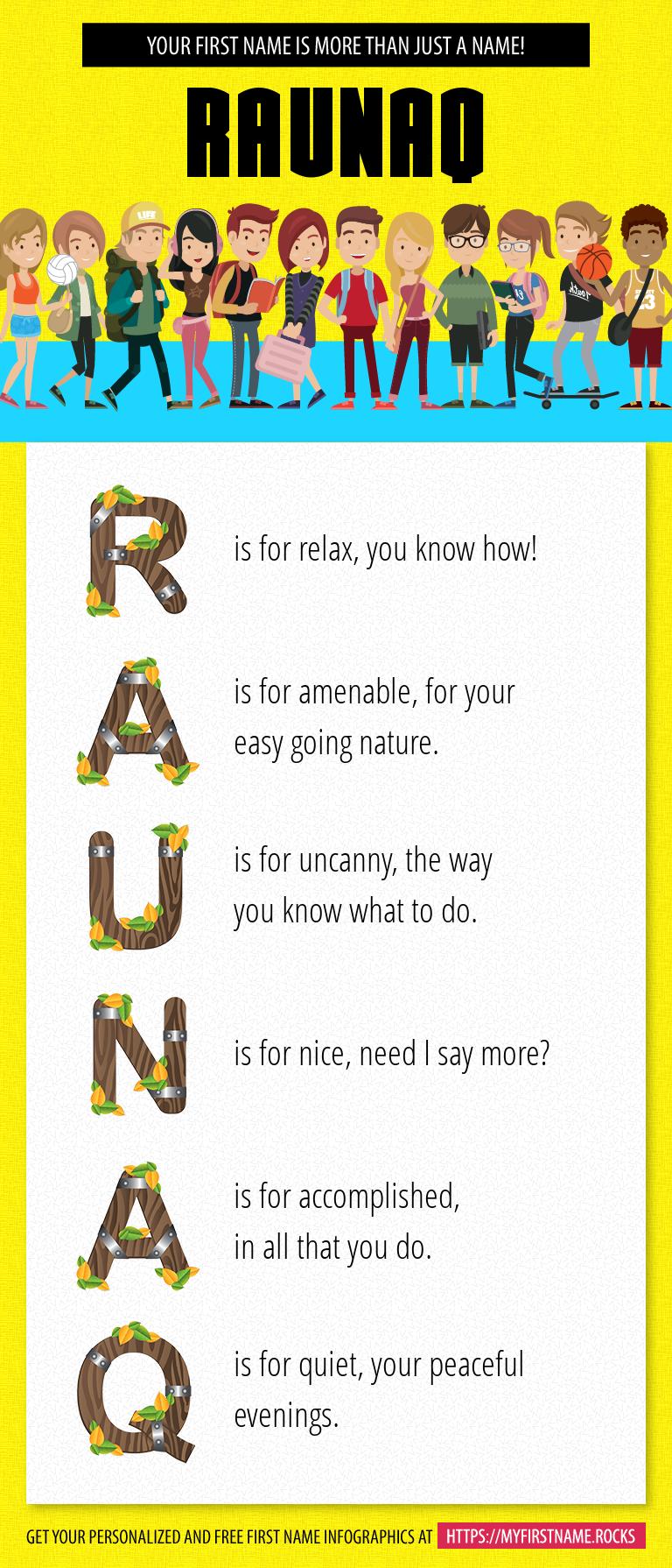 Raunaq Infographics