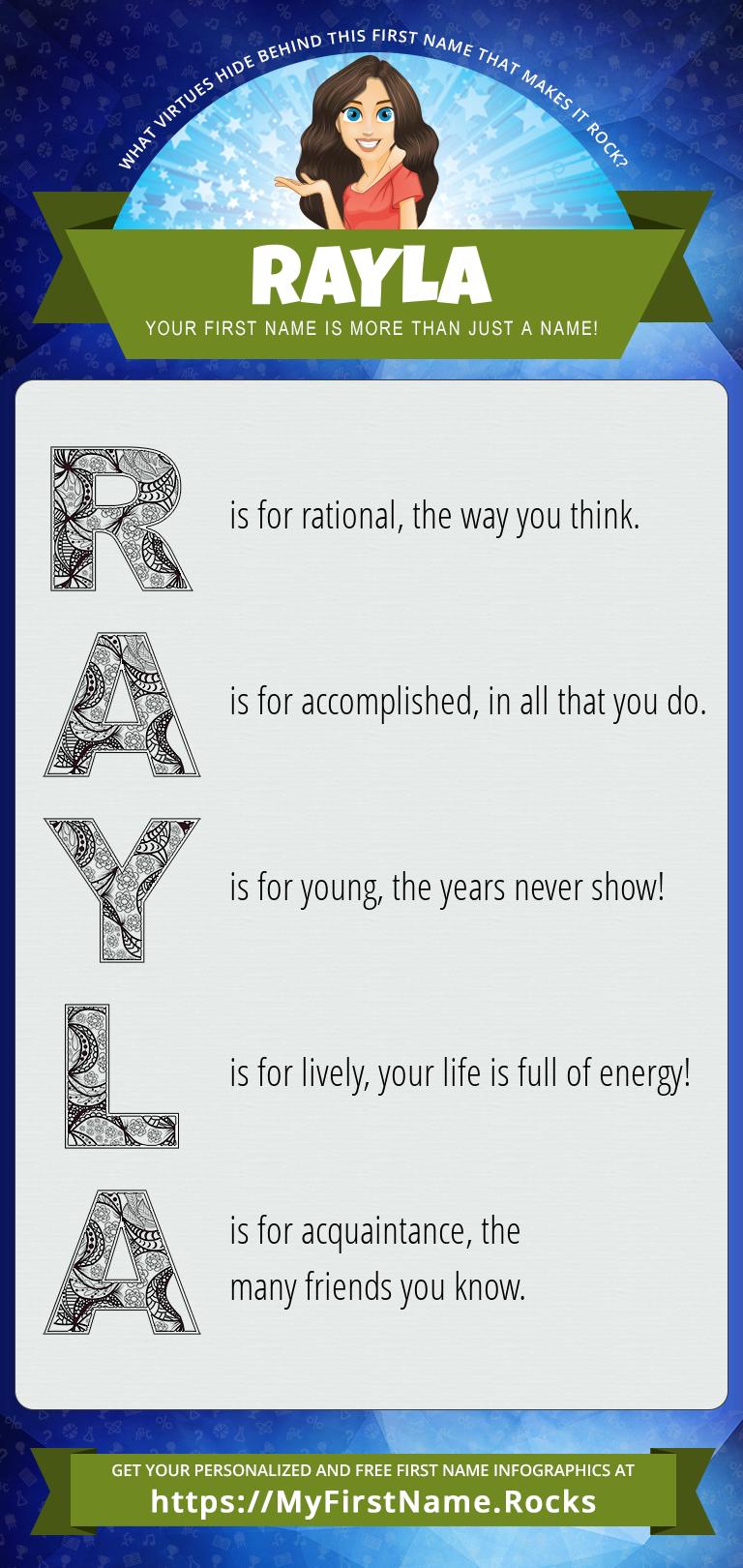 Rayla Infographics