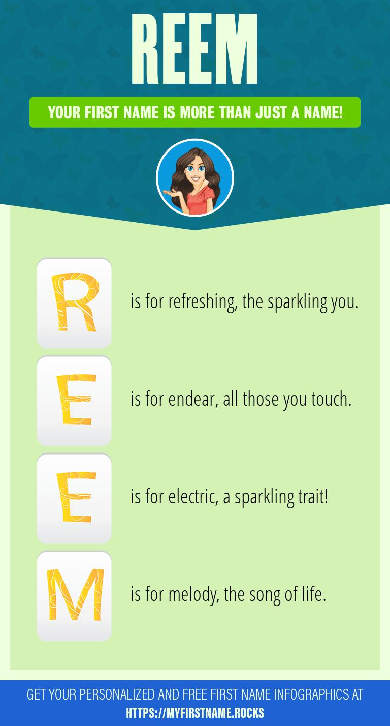Reem Infographics