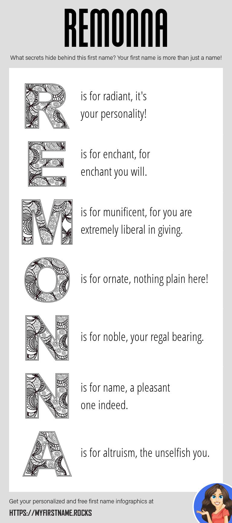 Remonna Infographics