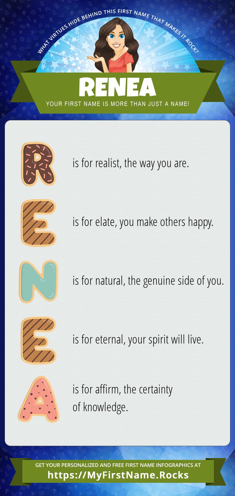 Renea Infographics