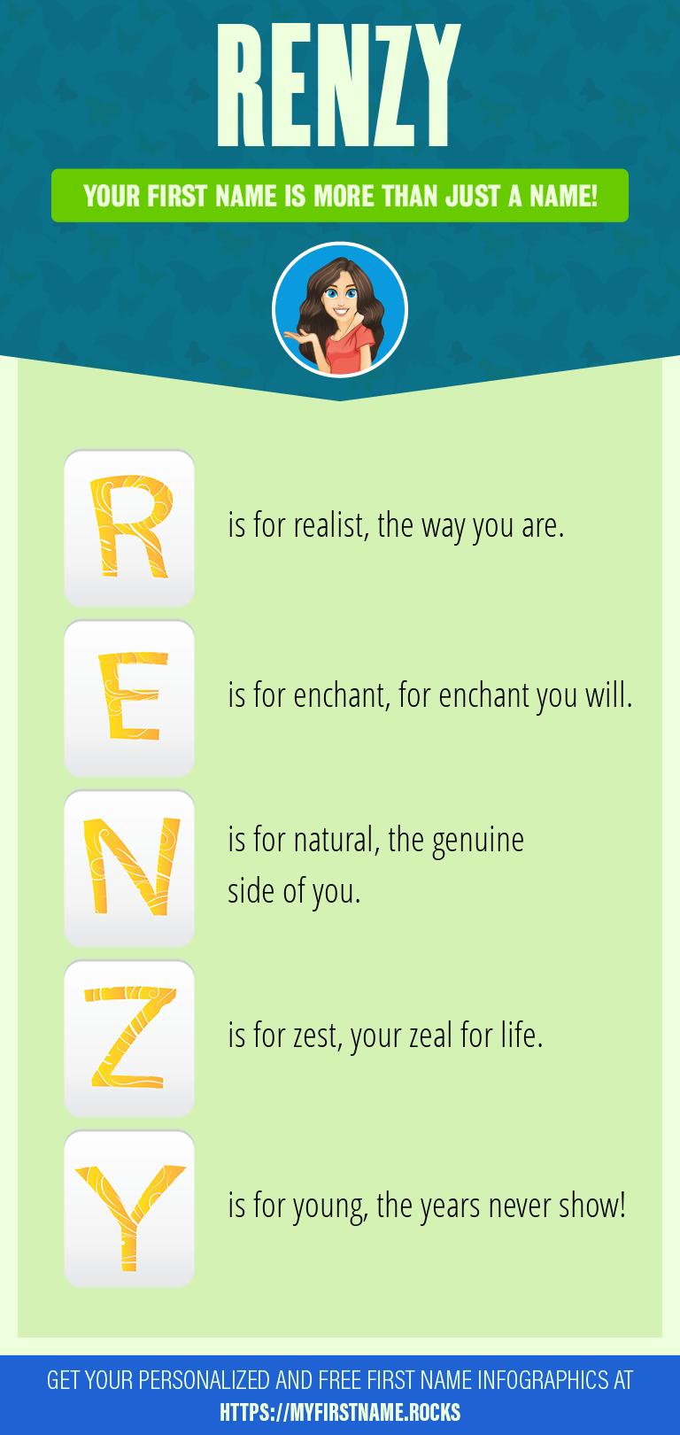 Renzy Infographics