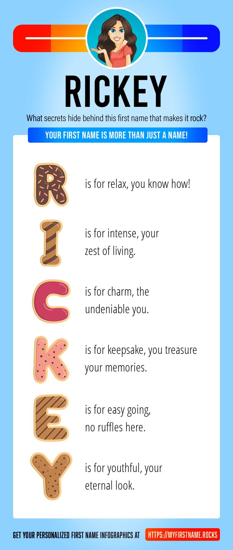 Rickey Infographics