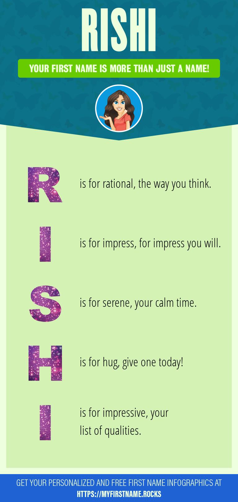 Rishi Infographics