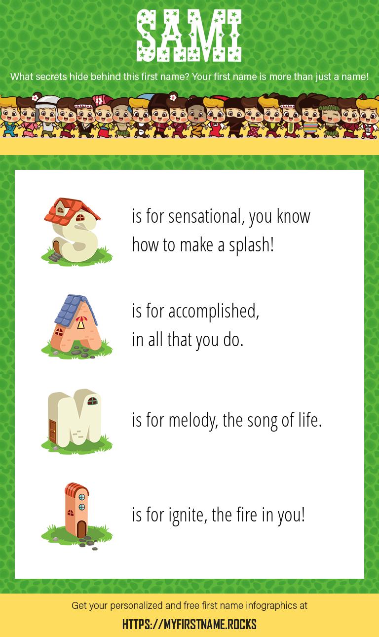 Sami Infographics