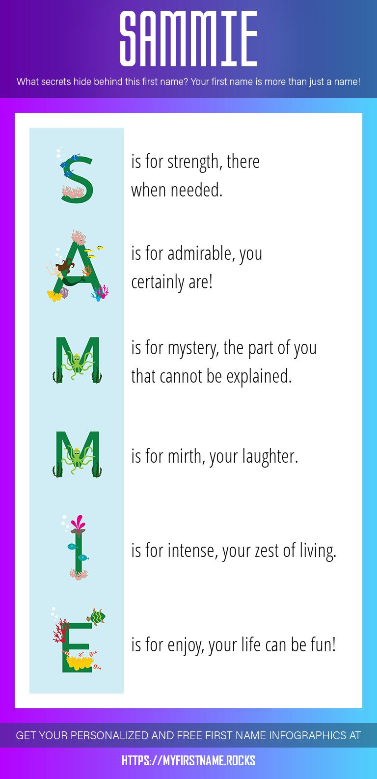Sammie Infographics