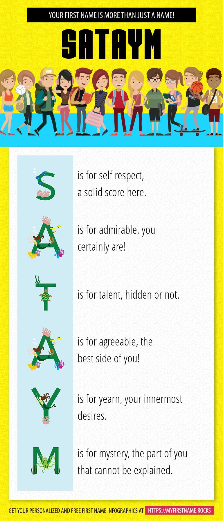 Sataym Infographics