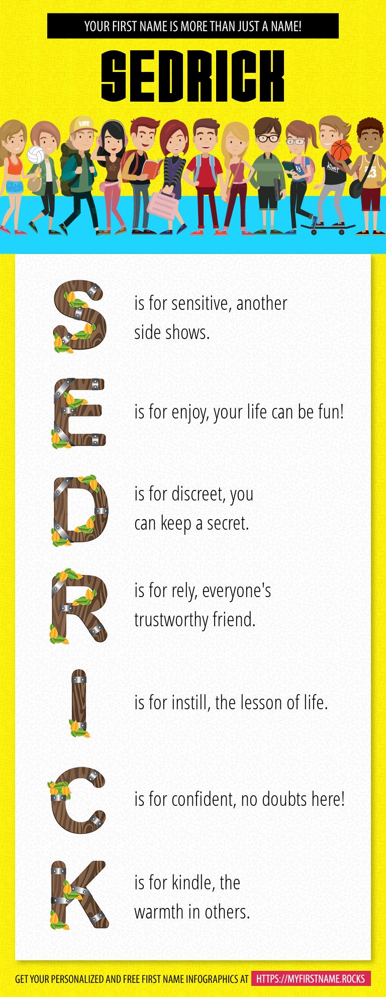 Sedrick Infographics
