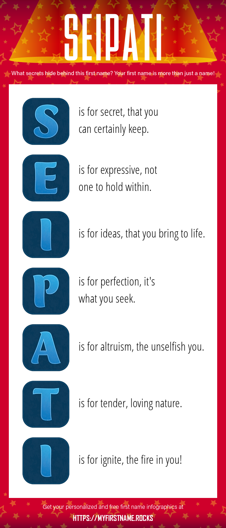 Seipati Infographics