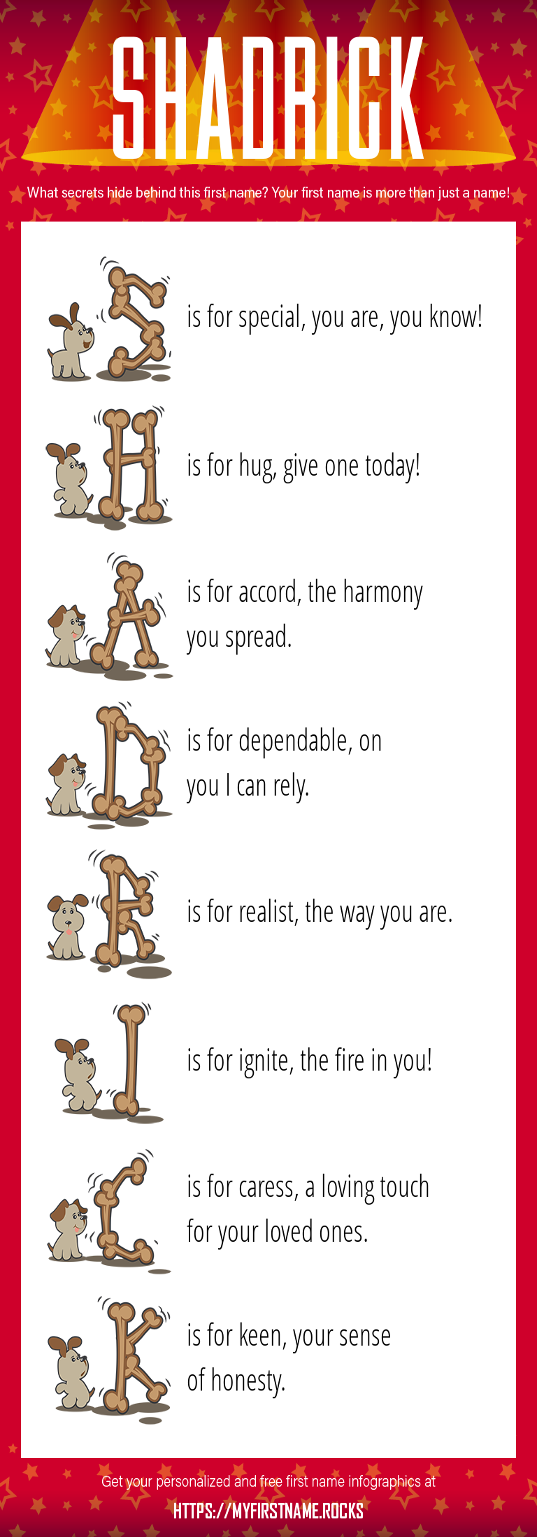 Shadrick Infographics