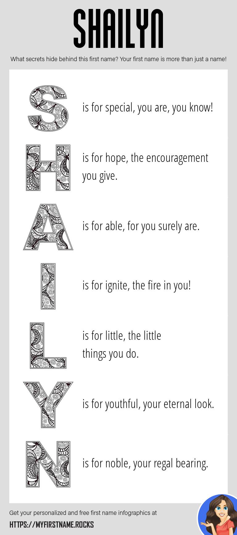 Shailyn Infographics