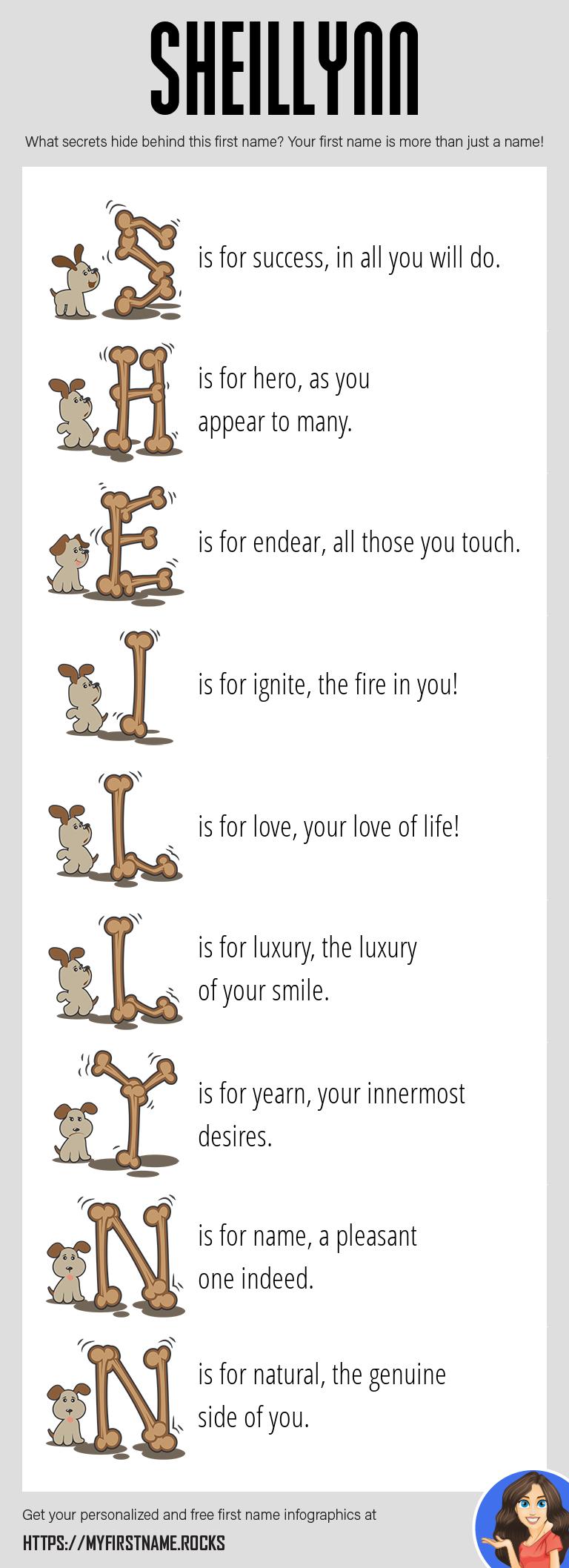 Sheillynn Infographics