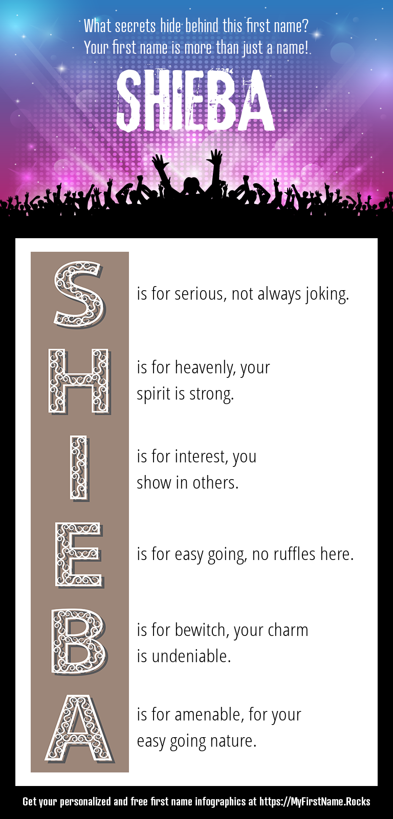 Shieba Infographics