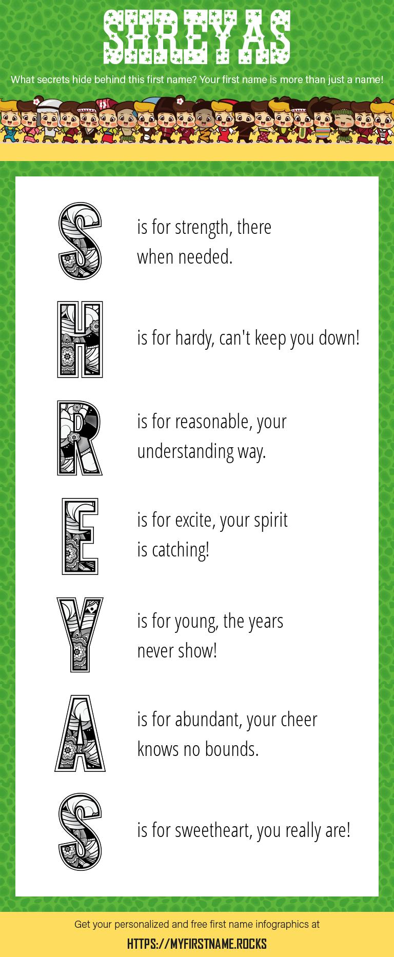 Shreyas Infographics