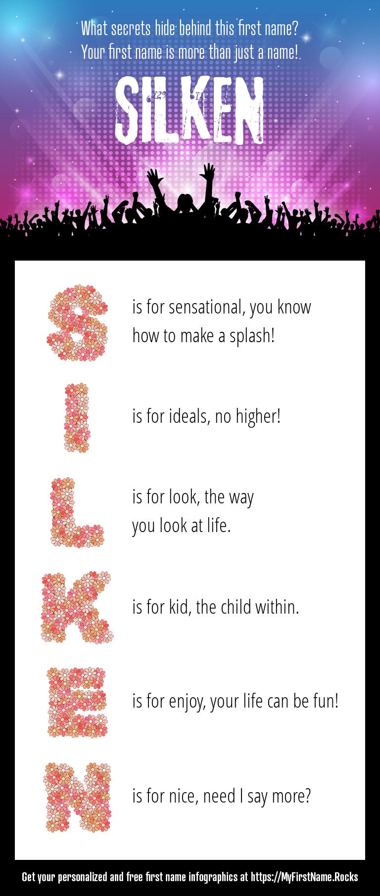 Silken Infographics