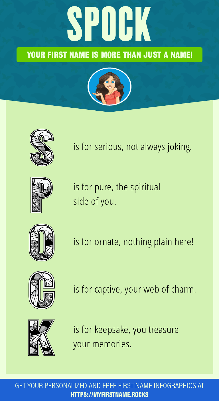 Spock Infographics