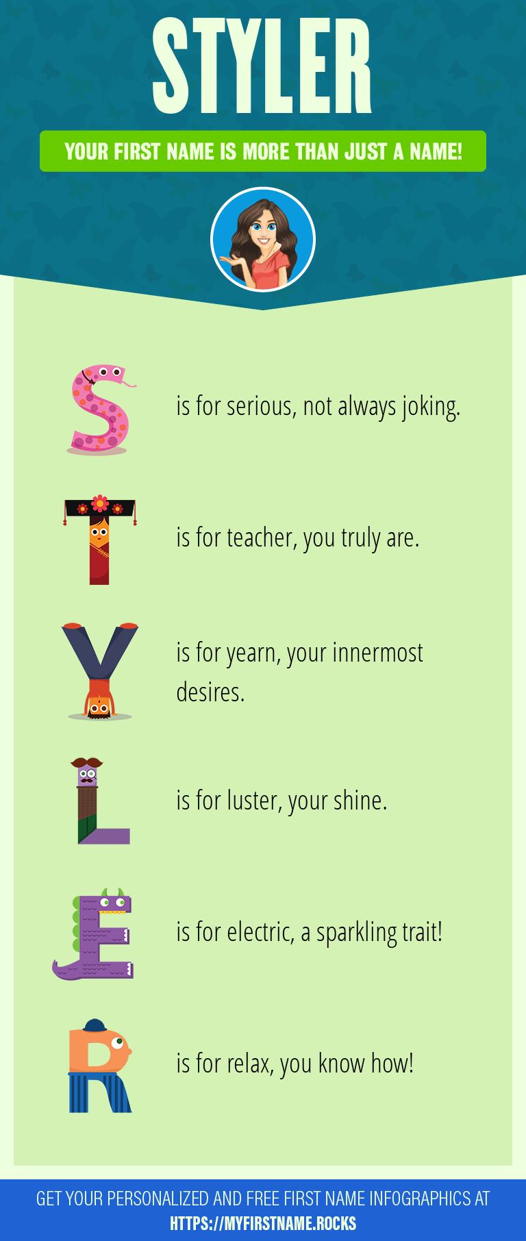 Styler Infographics