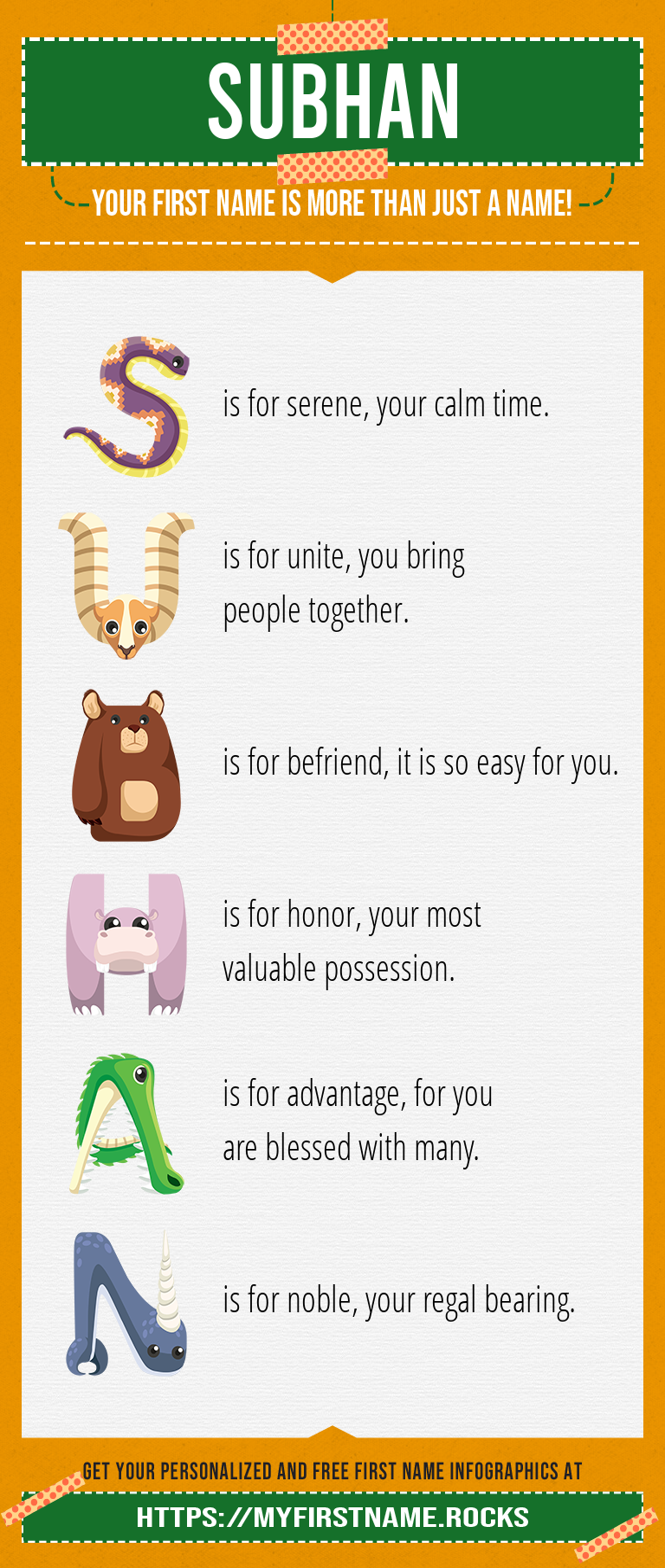 Subhan Infographics