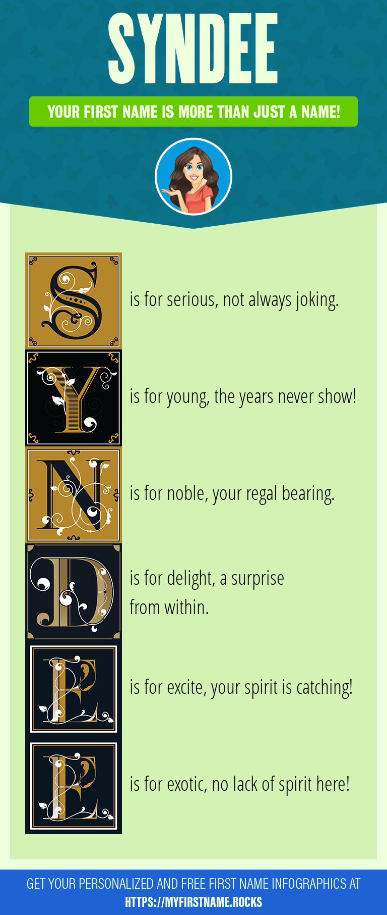 Syndee Infographics