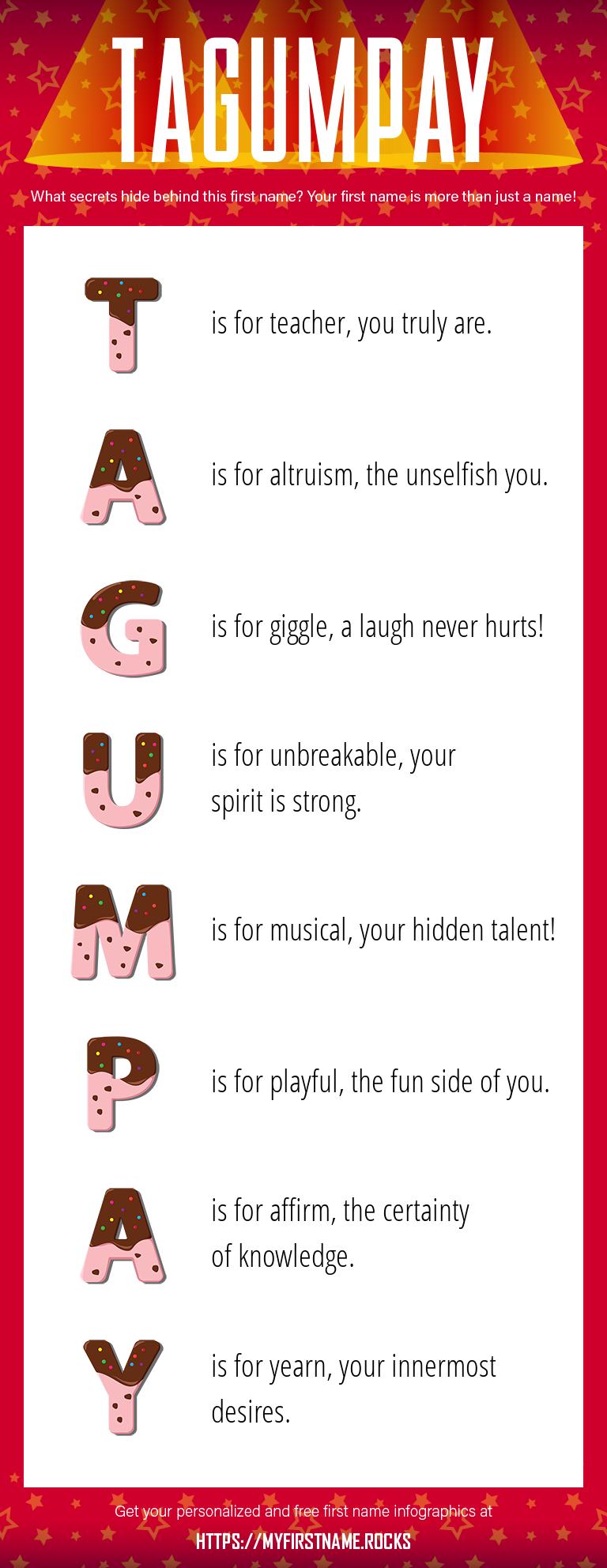 Tagumpay Infographics