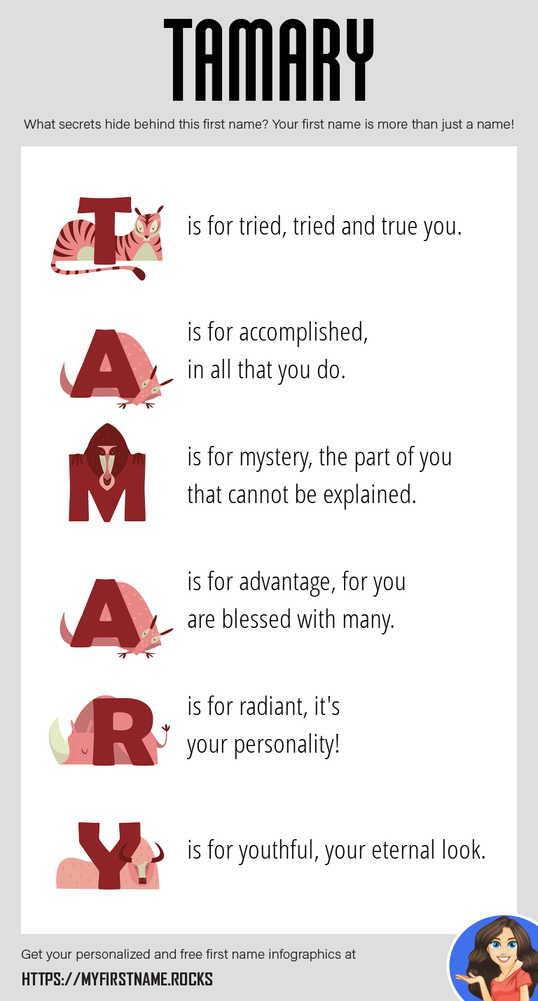 Tamary Infographics