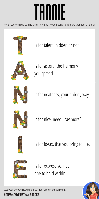 Tannie Infographics
