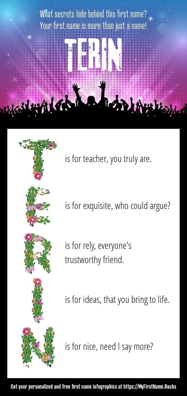 Terin Infographics