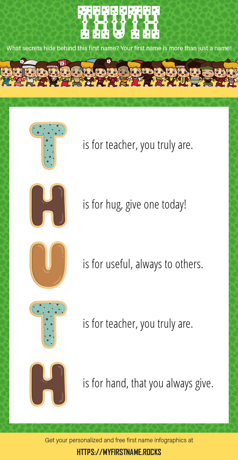 Thuth Infographics