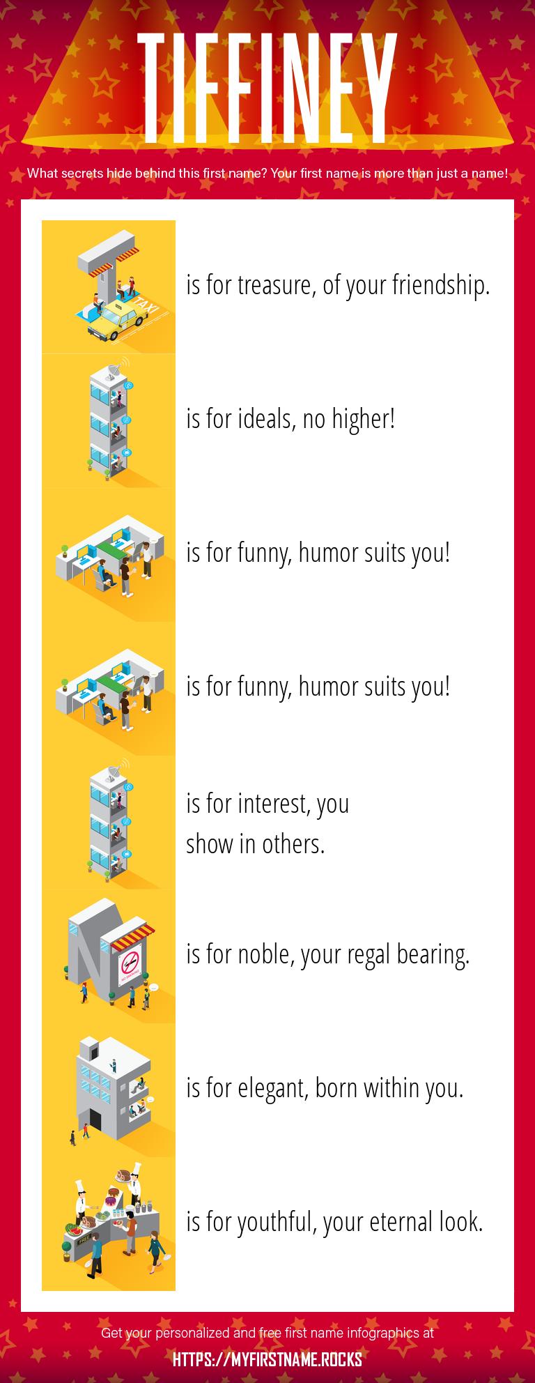 Tiffiney Infographics