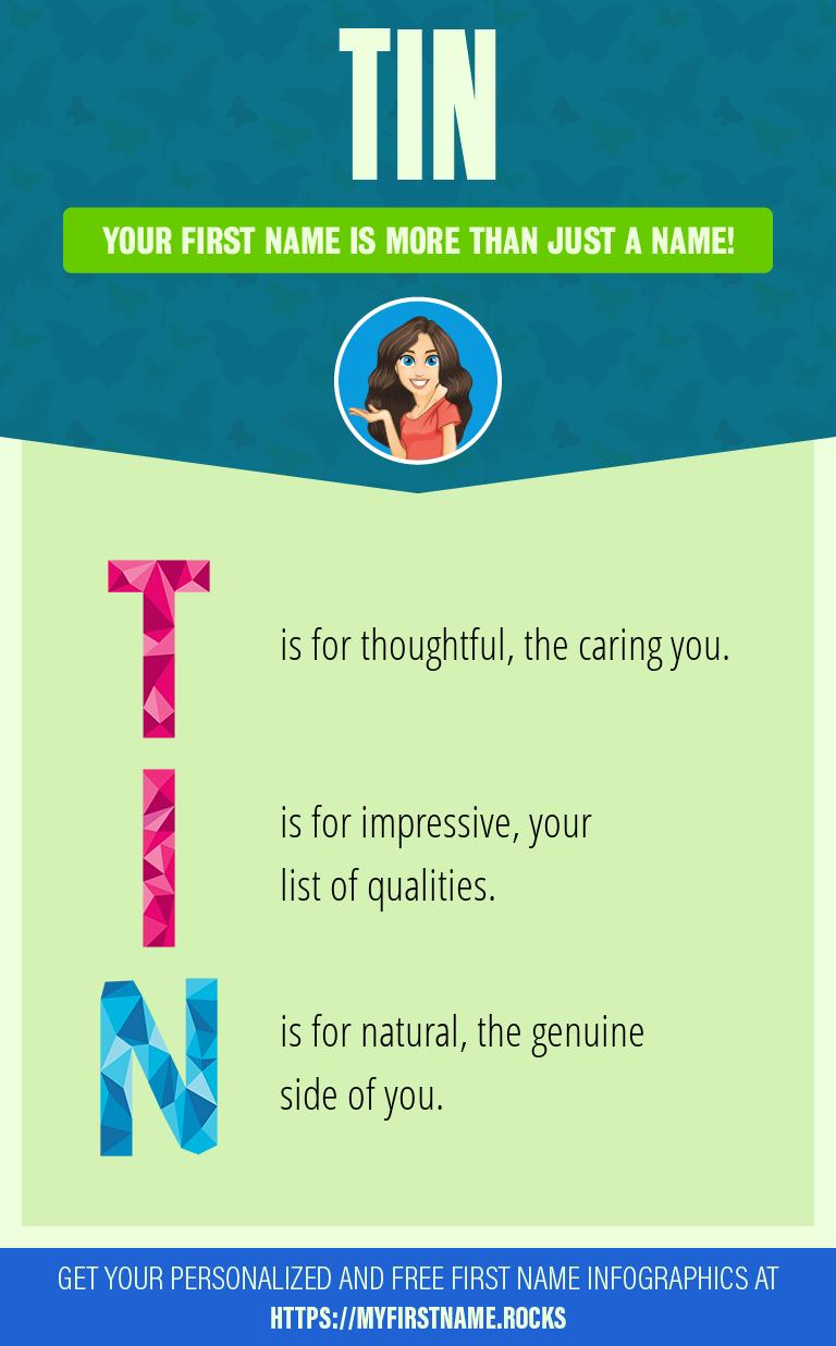 Tin Infographics