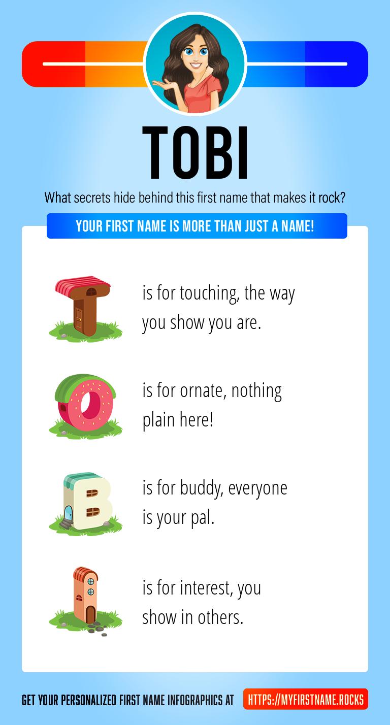 Tobi Infographics