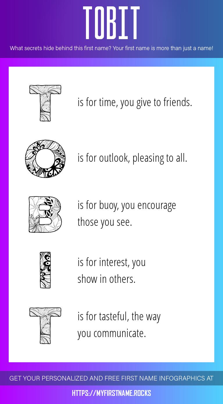 Tobit Infographics