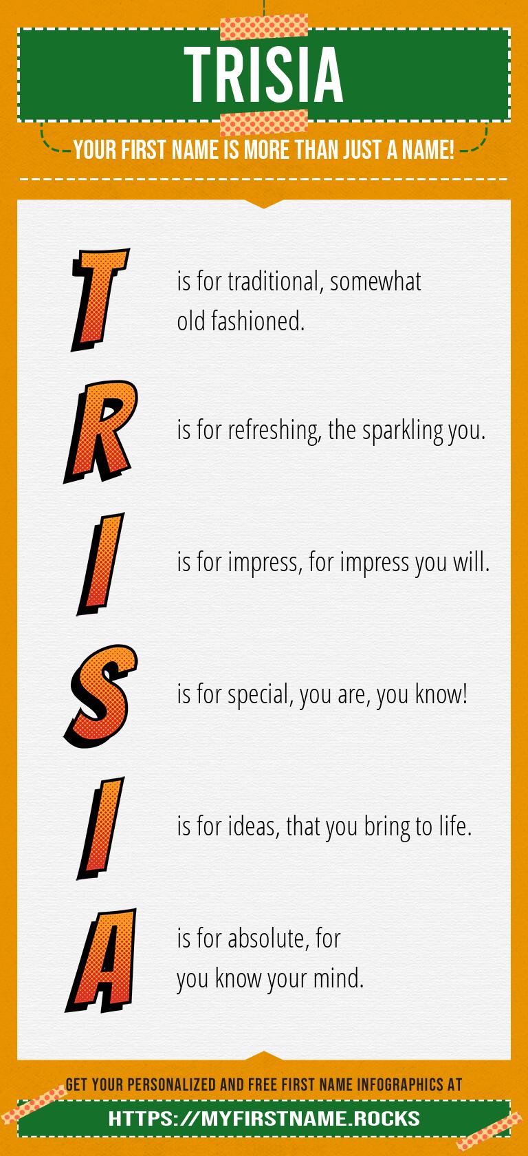 Trisia Infographics
