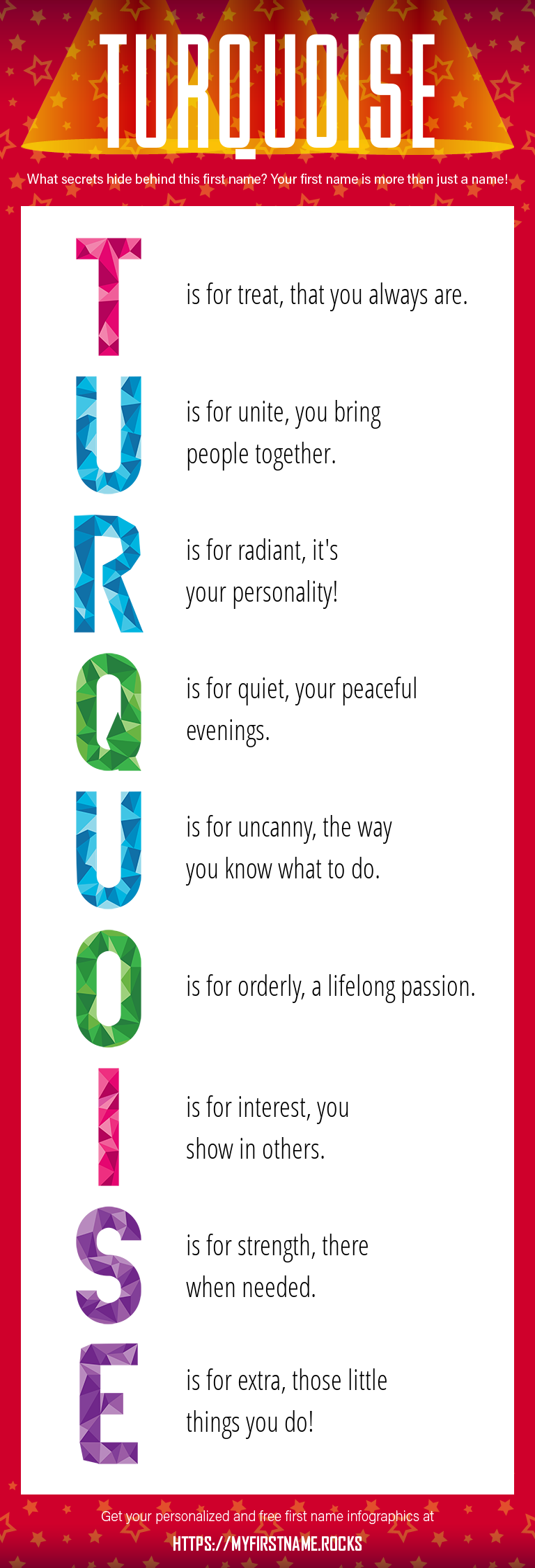 Turquoise Infographics