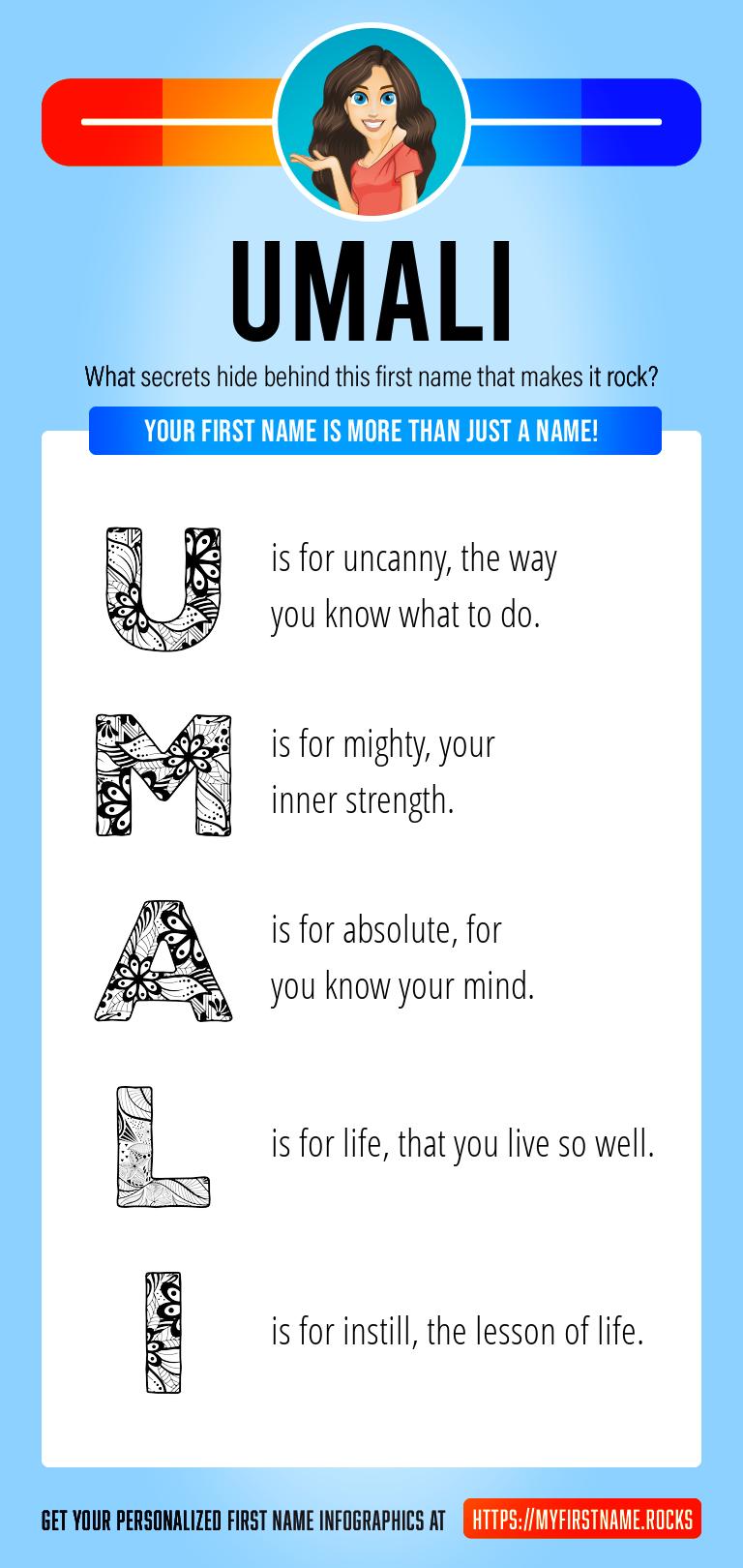 Umali Infographics