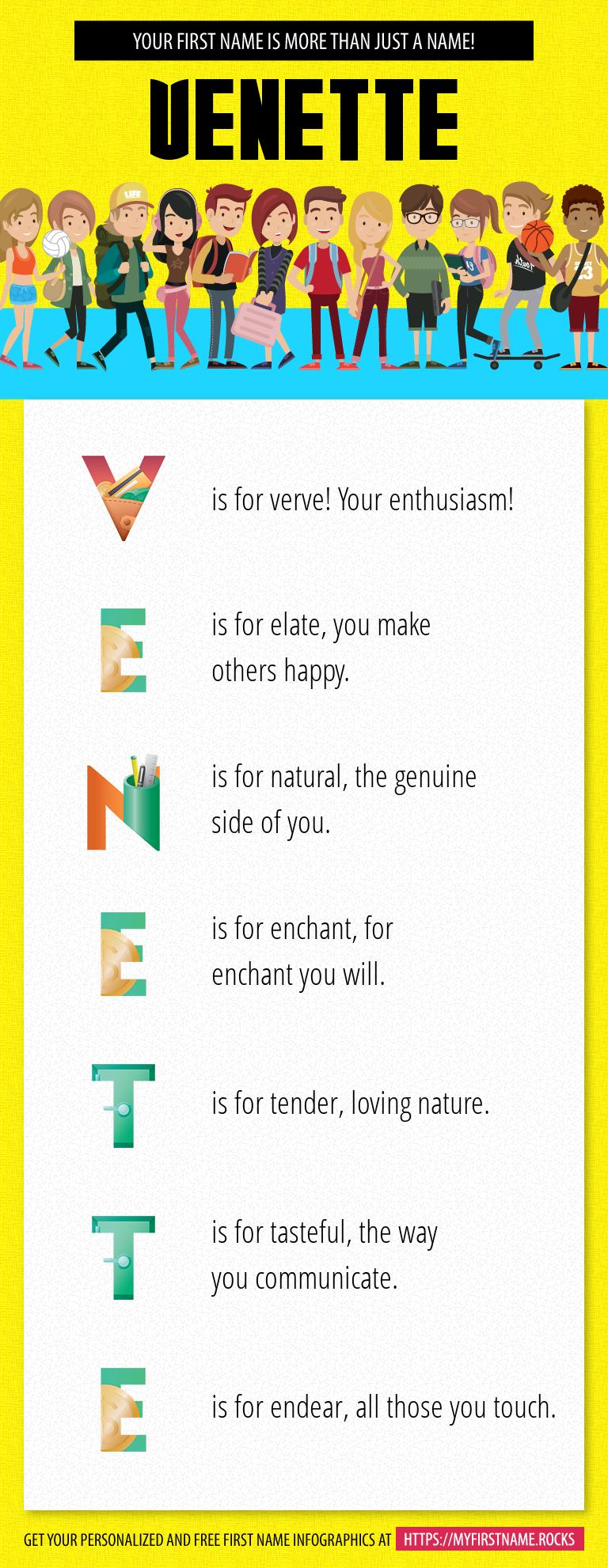 Venette Infographics