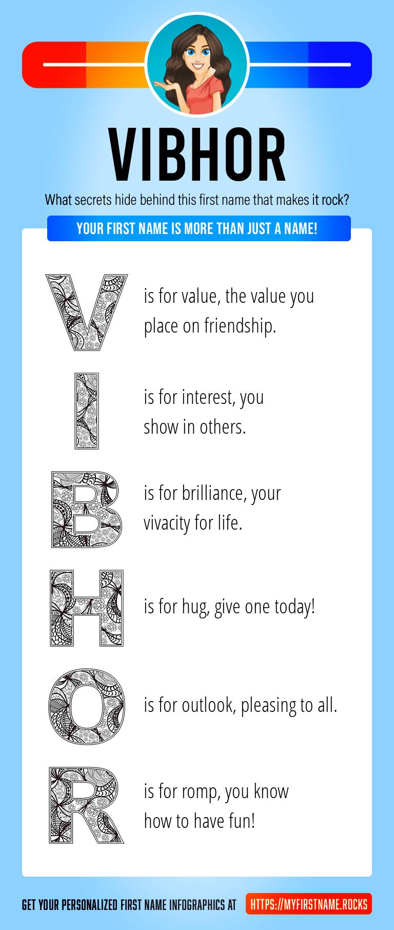 Vibhor Infographics
