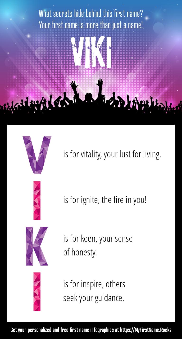 Viki Infographics