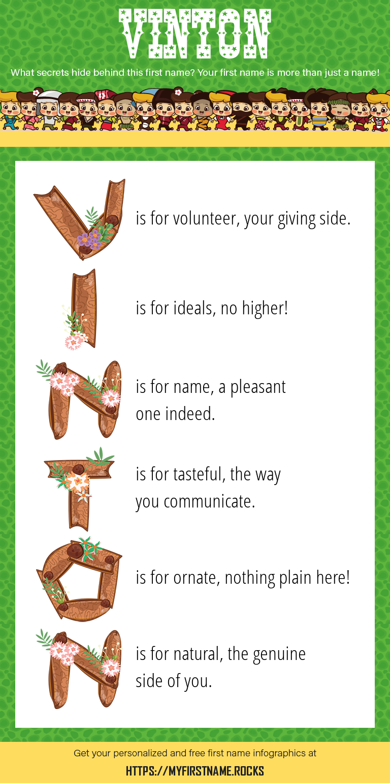 Vinton Infographics