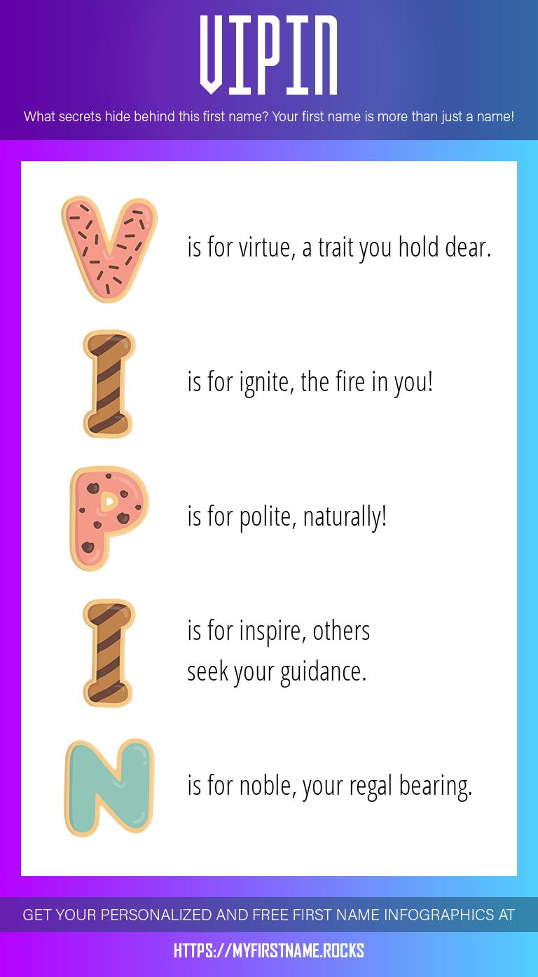 Vipin Infographics