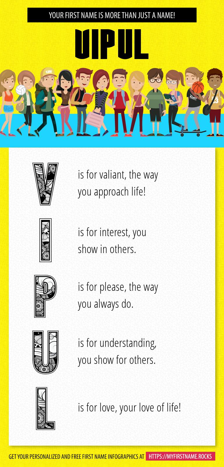 Vipul Infographics