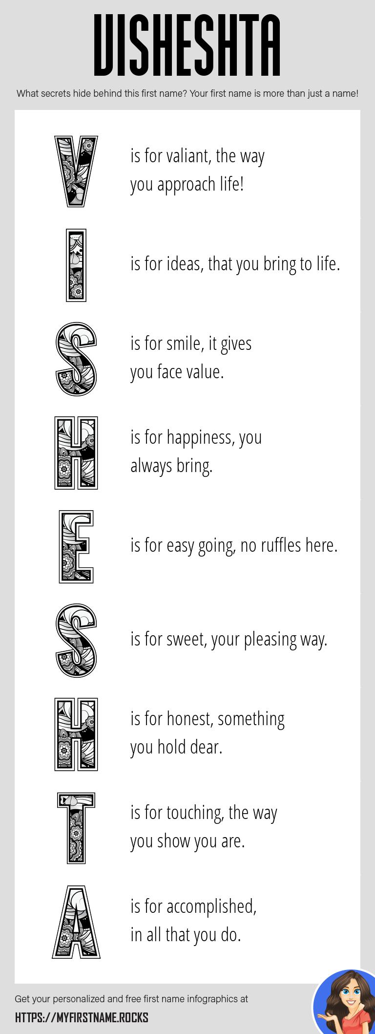 Visheshta Infographics