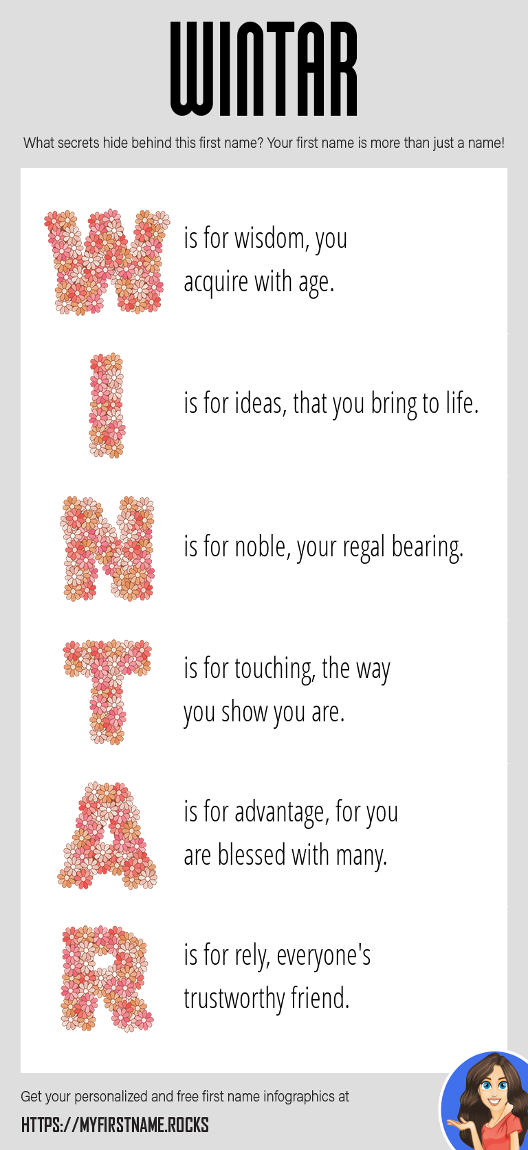 Wintar Infographics