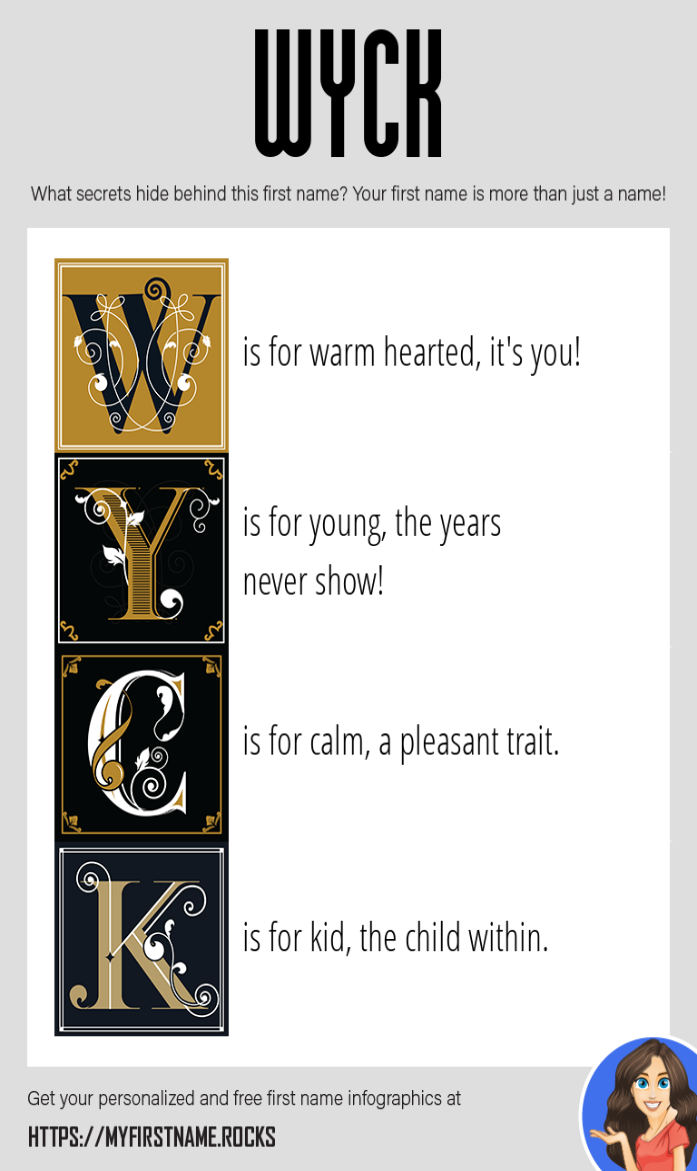 Wyck Infographics